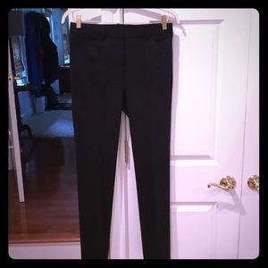 Black Theory stretch wool relaxed suit pants (x2)